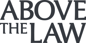Above The Law Logo Block